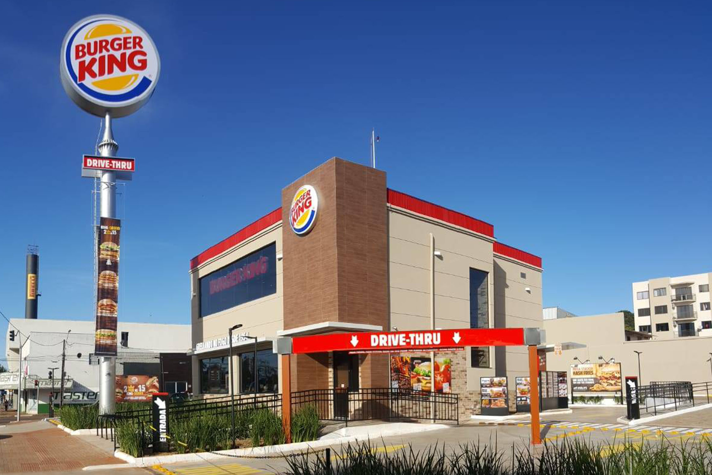 IoT Fast Food: Burger King