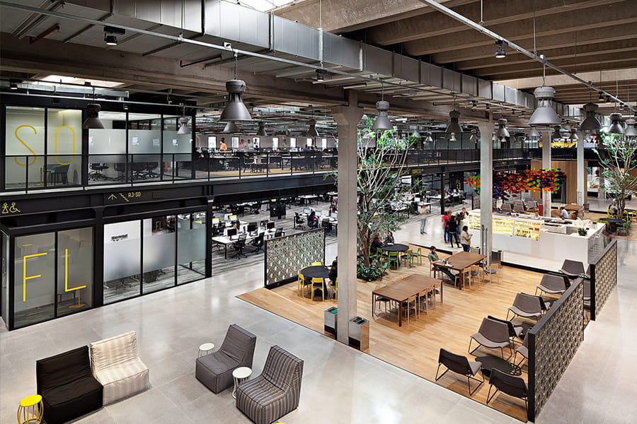IoT Office: Mercado Livre Smart WorkPlace